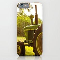 Hard Working Deere (Tractor)  iPhone 6s Slim Case