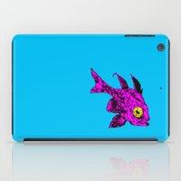 fisheye iPad Case