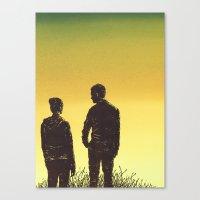 Awestruck Canvas Print