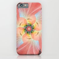 cherry blossom iPhone & iPod Cases featuring Cherry Blossom by Christine baessler