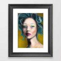 EmoPop Framed Art Print