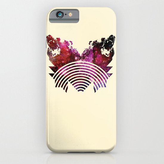Its A Grizzly Space Out There iPhone & iPod Case