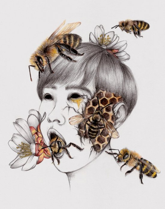 Disease IV Art Print