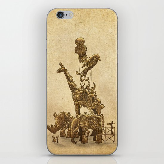 Mechanical Menagerie  iPhone & iPod Skin