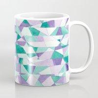 #103. JENNI (Abstract Stained Glass) Mug