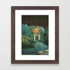 The Green Place Framed Art Print
