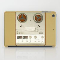 REEL TO REEL iPad Case