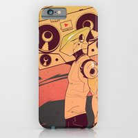 iPhone & iPod Case featuring Bass by chuma hill