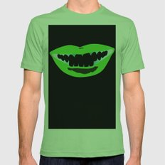 Bouche Mens Fitted Tee Grass SMALL