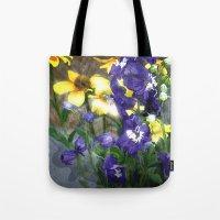 Wildflowers / Nature, Fl… Tote Bag