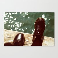 The Places We'll Go... Canvas Print