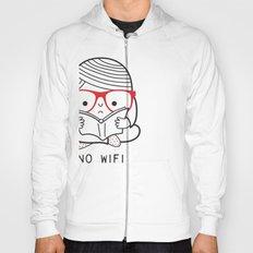 No wifi Hoody