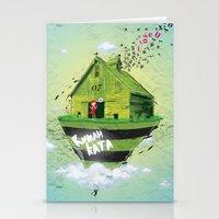 Rumah Kata Stationery Cards