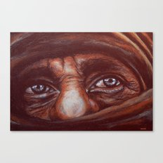 mudzahedin part 2 Canvas Print