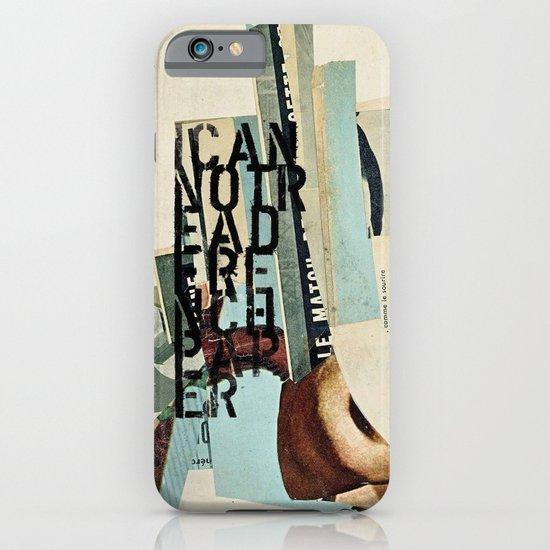Mono iPhone & iPod Case
