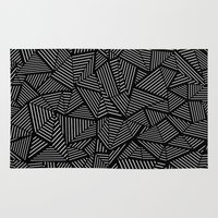 Abstraction Linear Rug