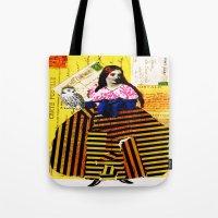 Beatrix Tote Bag