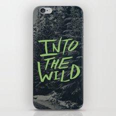 Into the Wild: Lost Lake iPhone & iPod Skin