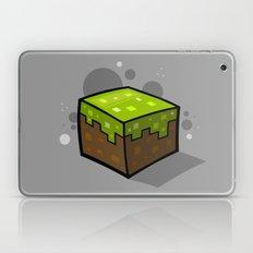 Grass Block Laptop & iPad Skin