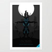 Zachriel Isenberg Art Print