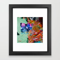 Explom Framed Art Print