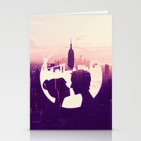 New York Love Stationery Cards