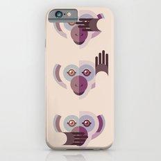 Ignore no evil Slim Case iPhone 6s