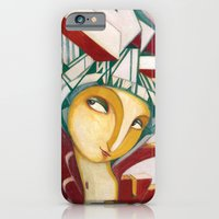 iPhone & iPod Case featuring Red by Darja Charapova