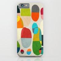 Jagged little pills iPhone 6 Slim Case
