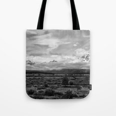 Tetons, Wyoming Tote Bag