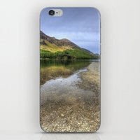 Buttermere, Lake Distric… iPhone & iPod Skin