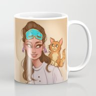 Holly & Cat Mug