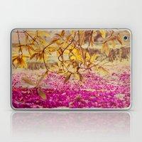 autumn pink Laptop & iPad Skin