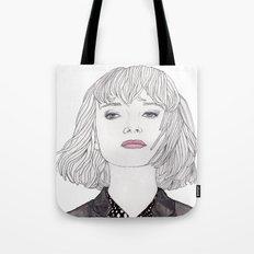 Pastel Girl 2 Tote Bag