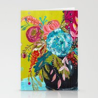 Bouquet Series no. 3 by Bari J. Stationery Cards