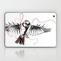 COURIER GREAT TIT  Laptop & iPad Skin