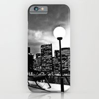 Mono-Chrome City iPhone 6 Slim Case