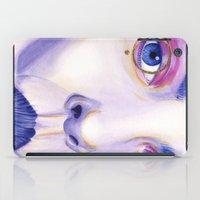 Close Up 4 iPad Case