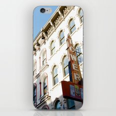 Tower iPhone & iPod Skin