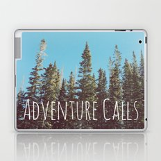 Adventure Calls Laptop & iPad Skin