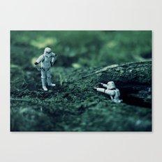 trooper hike Canvas Print