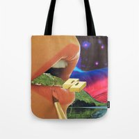 Colossal Balance Of Subj… Tote Bag