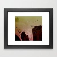 Bucharest Take 2 Framed Art Print