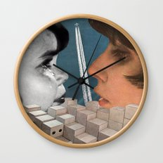 A Wider Echo Wall Clock
