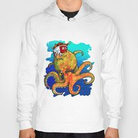 The Octopus and the Chicken Hoody