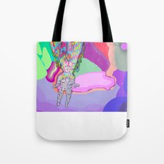 Soul Sailor no.3: Sailing the Universe Tote Bag