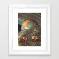 Nomads Framed Art Print