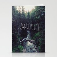 Wanderlust: Rainier Cree… Stationery Cards