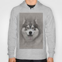 Siberian Husky 2 Hoody