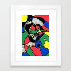 Print #7 Framed Art Print
